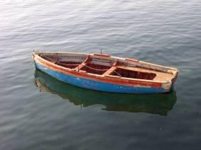 barca-a-remi-pescatore